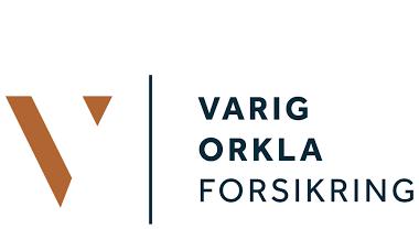 Varig Orkla forsikring logo