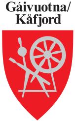 Kommunevåpen Kåfjord