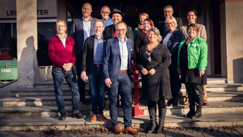 Formannskapet Ringsaker 2019-2023