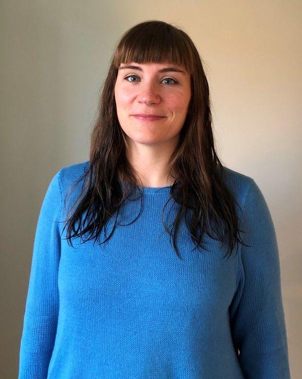 ØKT PRESS. Skrivetolkkoordinator Mali Brevik ved Tolketjenesten i Oslo og Akershus opplever ekstra stor pågang i august og januar i forbindelse med studieoppstart. (Foto Privat)