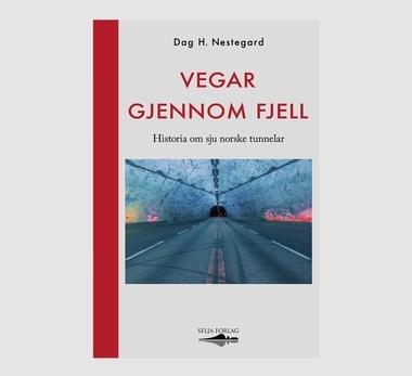 Framside av boka Vegar gjennom fjell