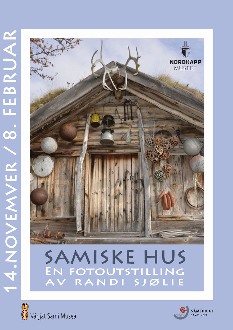 plakat Samiske hus November 2019
