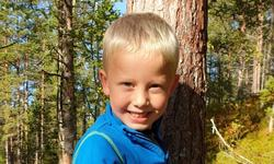 Sivert Stenberg 6 år ingr