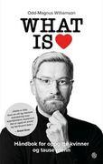 omslaget til What is love