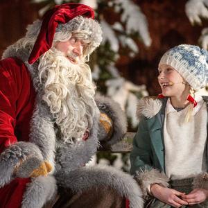 Foto fra forestillingen Snekker Andersen og julenissen