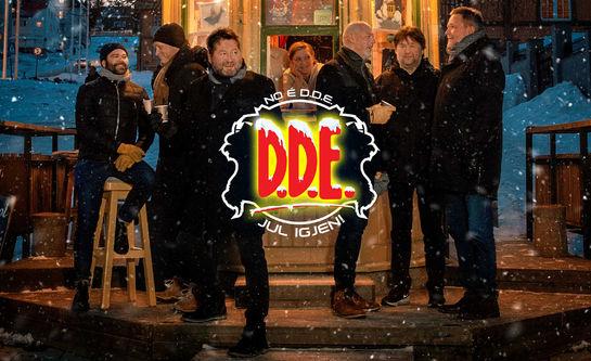No e D.D.E jul igjen 2021
