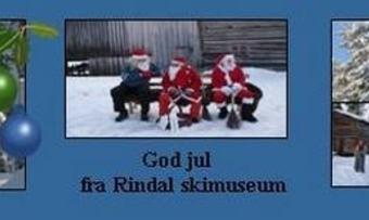 Banner Rindal skimuseum jul 2019