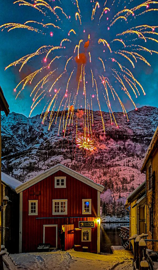 God jul fra Vefsn kommune