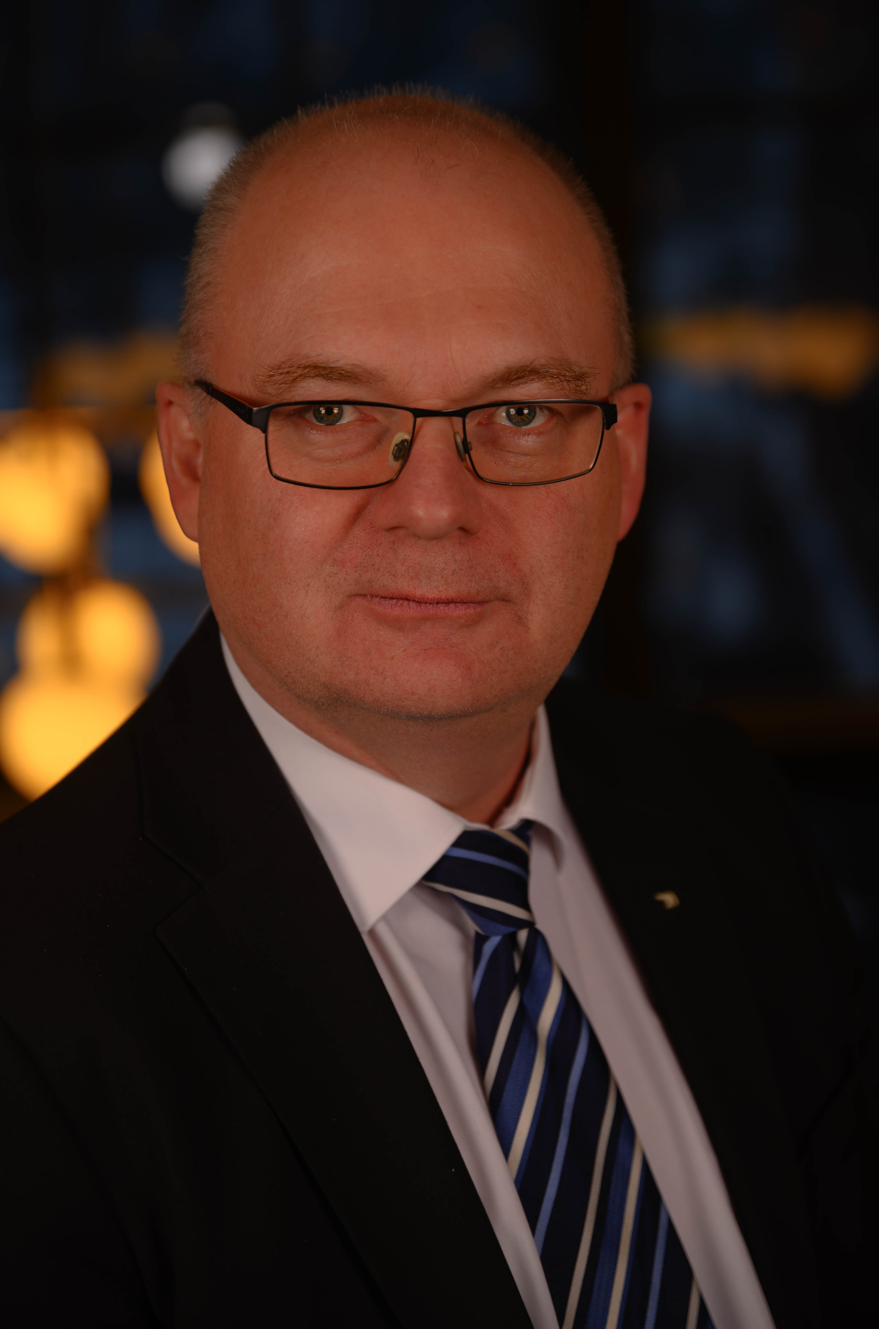 Rådmann Erlend Eriksen