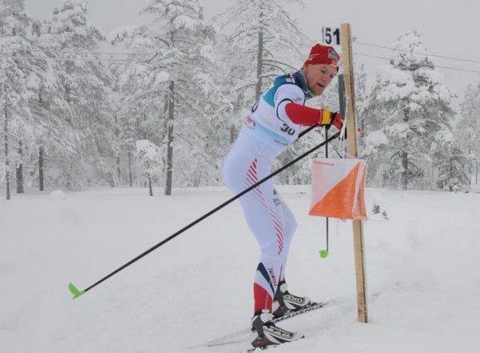 Lars Hol Moholdt Ski-o-treff 2020 orientering