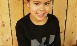Emilie 8 år