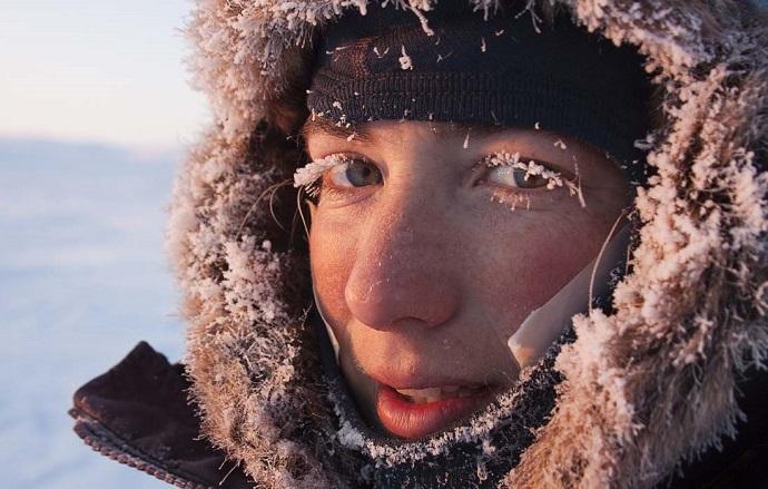 Det kunne være temperaturer helt ned til 40 minusgrader i Baffin Island, Canada.jpg