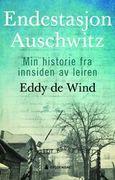 omslaget til Endestasjon Auschwitz