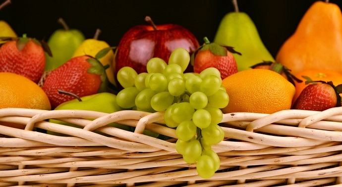 fruktkurv pixabay