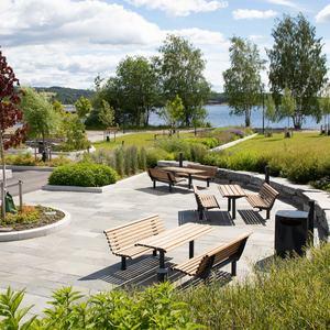 Foto av Mjøsparken