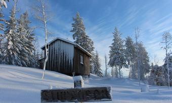 2020-02-03 Skitur Flåtten Sørløypa Feiarskaret Haraldhøtta 121
