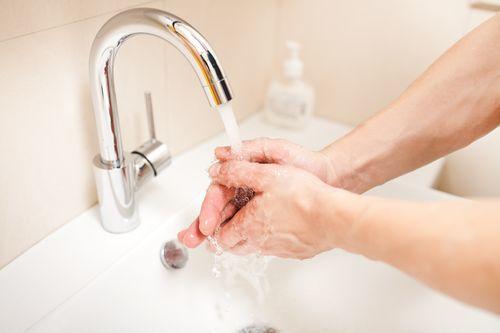 Vaske hendar
