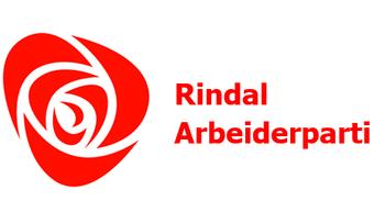 Rindal Ap logo med tekst