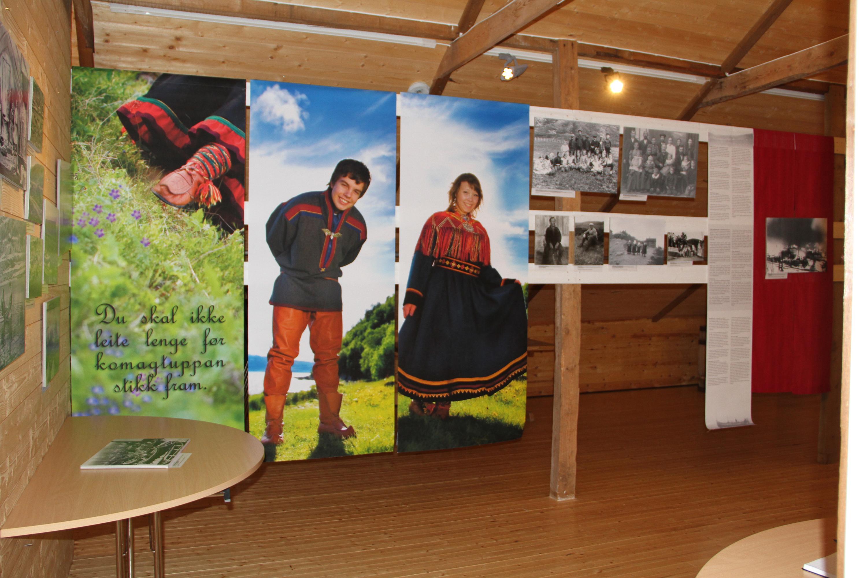 Samefolket dag utstilling på Gamvik Museum 06.02.2020_8.jpg