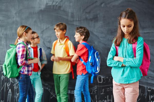 UTENFOR. Spesialundervisning kan gi skolebarn en ustabil hverdag og føre til mer utenforskap, viser ny forskning. Illustrasjonsfoto. Colourbox
