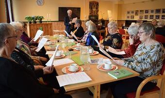 Årsmøte og åpen dag 1 foto Rindal pensjonistlag