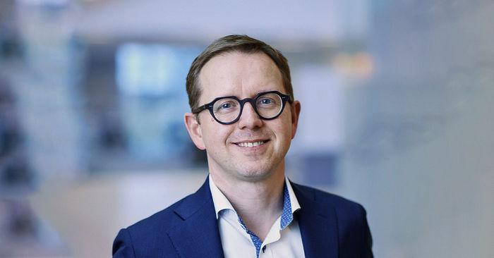 FORSKNINGSSJEF. Thomas Behrens er forskningsjef ved Oticon i København. Foto. Martin Sølyst