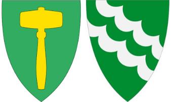 Rindal og Surnadal kommunevåpen