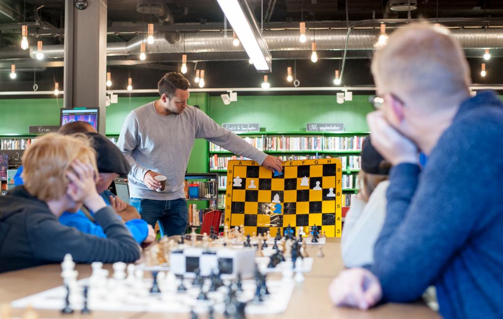 Sjakkundervisning