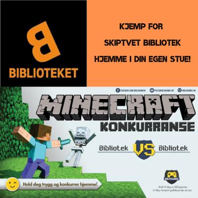 Bildeplakat1 for Minecraftturnering