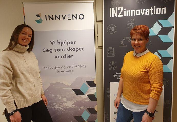 Mari og Iren foto Innveno