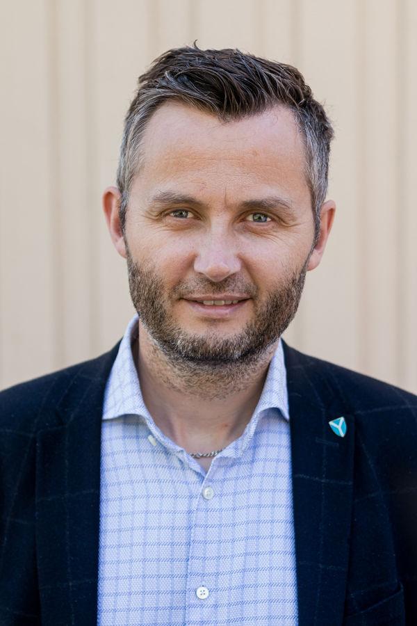 Ordfører Per Sverre Kvinlaug