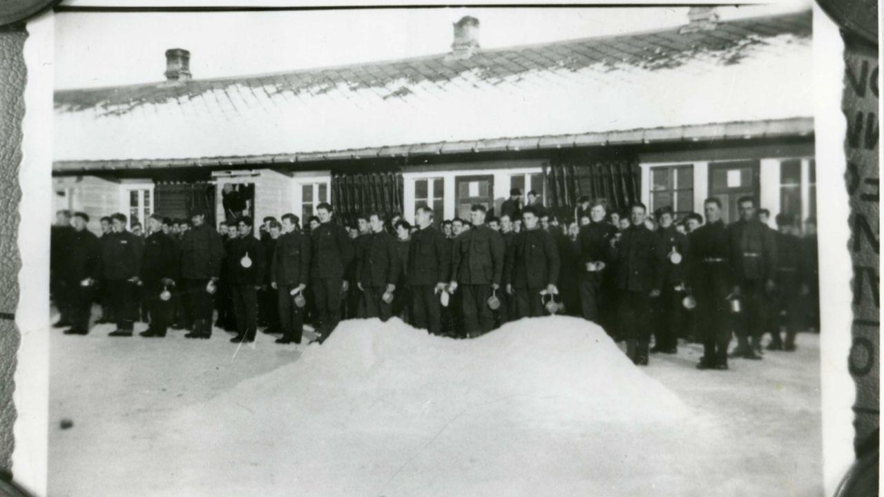 Mobilisering 1940. Sted Sør-Varanger. Foto: Ukjent / Museene for kystkultur og gjenreisning