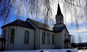 Rindal kirke 22