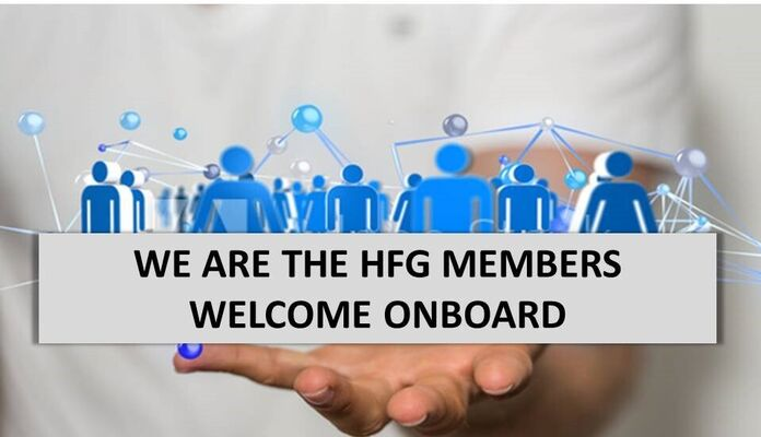HFG WEBSITE IMAGES - WE ARE MEMBERS - WELCOME 270420