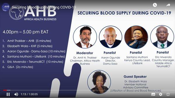 HFG IMAGES - Securing Blood
