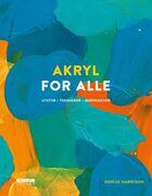 omslaget til Akryl for alle