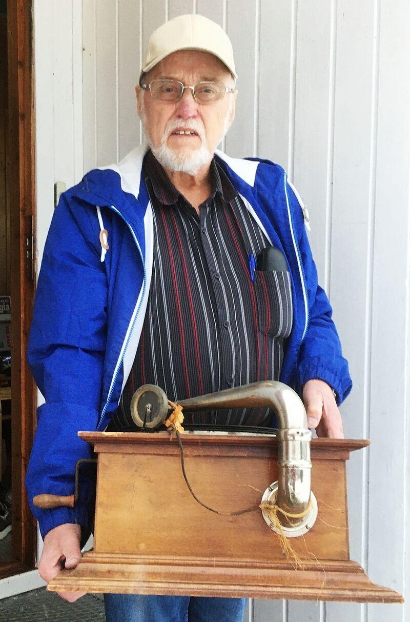 Kulturgåve b Asbjørn Solem med gåva