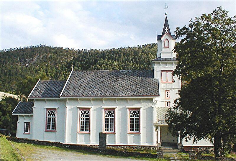 Åsskard kyrkje