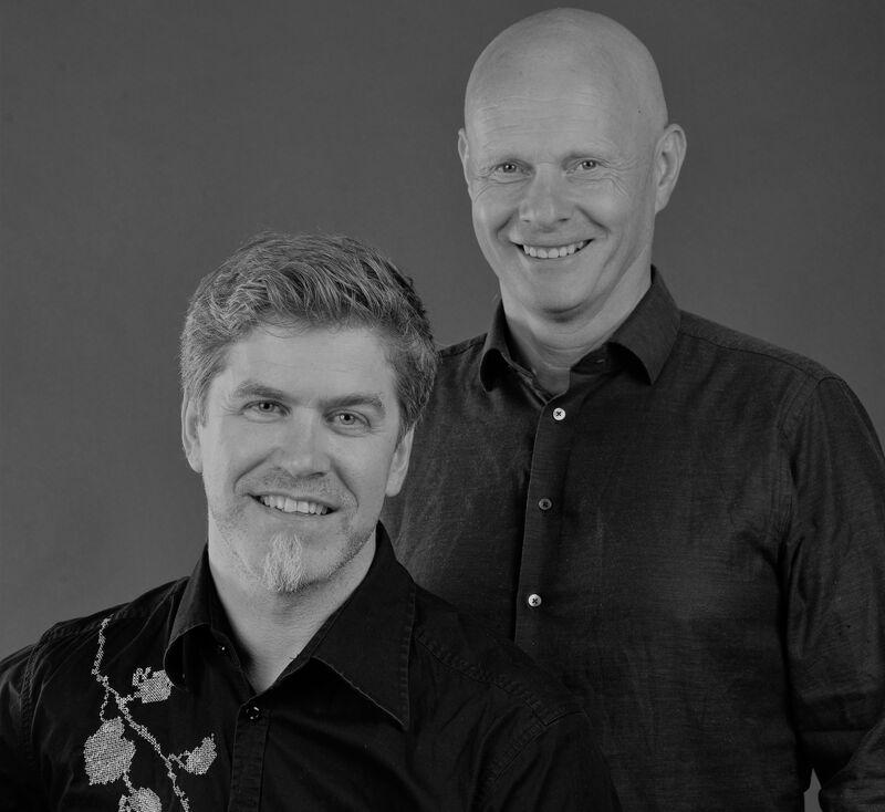 bilde av Ulf Storbekk og Rune Holme