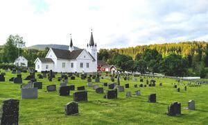 Kyrkja i Nissedal