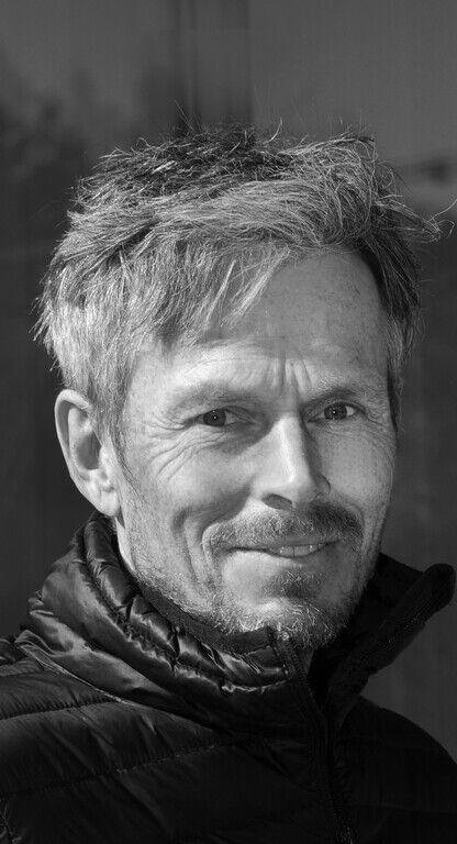 NYE TALL. Forsker Bo Engdahl har ledet hørselsforskningen i HUNT4-studien. Foto. Marianne Otterdahl-Jensen