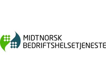 Midtnorsk bedriftshelsetjeneste logo