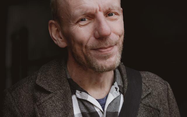 Bjørn Gabrielsen foto:Ina Strøm Kagge forlag
