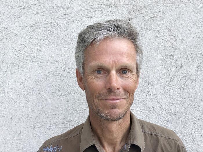 NYE TALL. Forsker Bo Engdahl har ledet hørselsforskningen i HUNT4-studien.