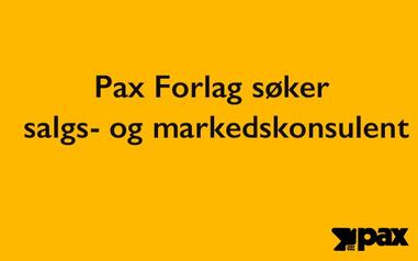Pax Forlag