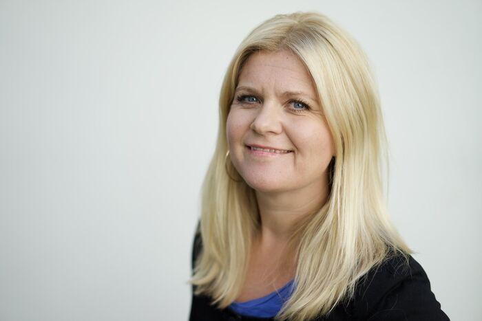 HLFs markeds- og kommunikasjonssjef Elise Nyborg Eriksen. Foto. Privat