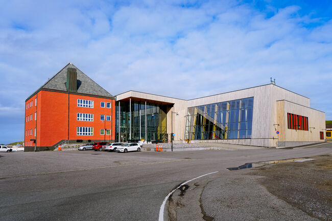 Bilde av Rådhuset og flerbrukshuset