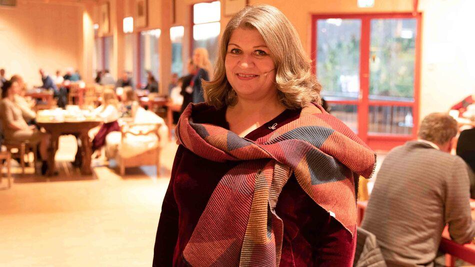 Ordfører Anita Ihle Steen ønsket velkommen