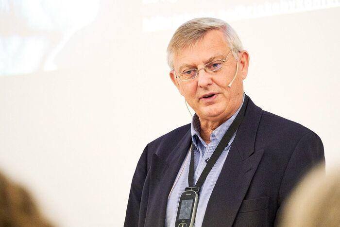 SKOLENS ANSVAR. HLFs forbundsleder Morten Buan er klar på at det en skolen selv som har ansvaret for god tilrettelegging, ikke eleven.