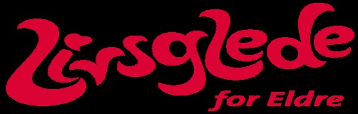 Logo livsglede for eldre